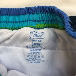 I Play Swim - i Play Swim w built-in Diaper